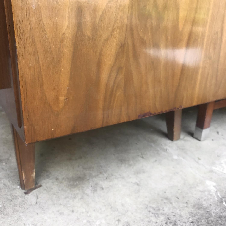 Mid-Century Modern Dresser w/ Mirror - image-12