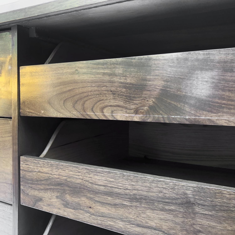 Mid-Century Modern Dresser w/ Mirror - image-14