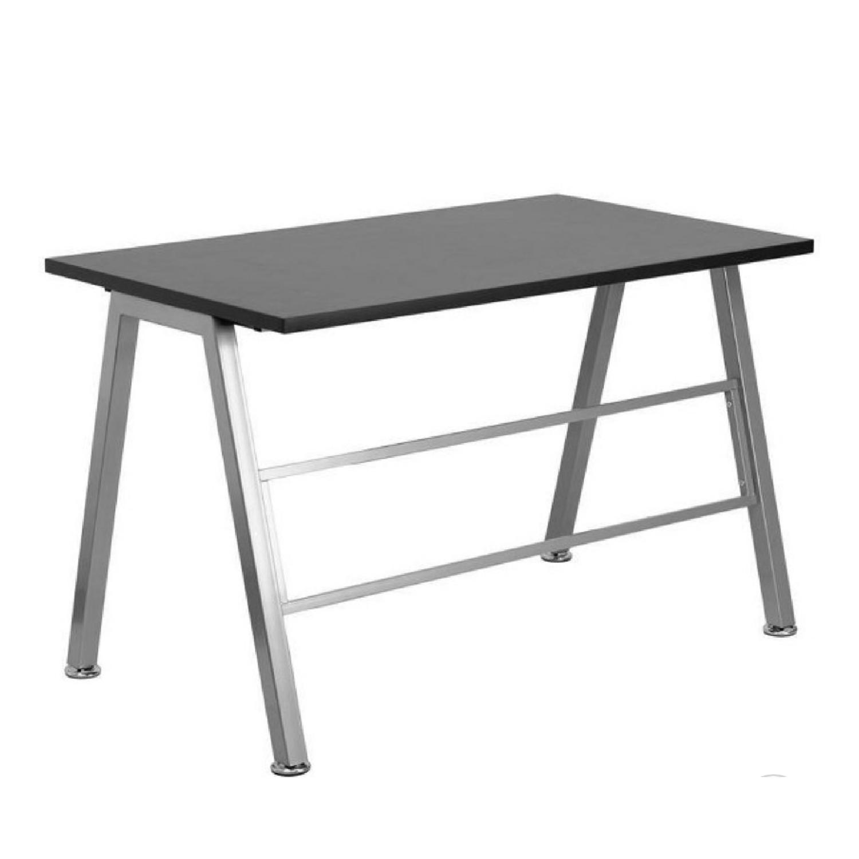 Flash Furniture High Profile Desk - image-1