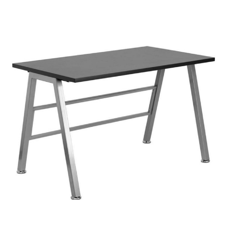 Flash Furniture High Profile Desk - image-0