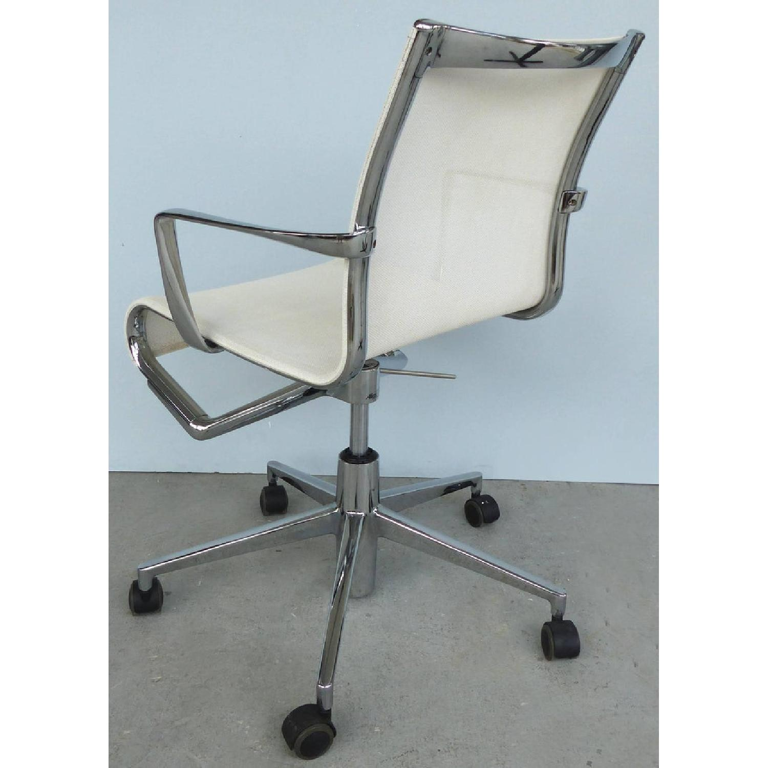 Kartell Alberto Meda Rolling Office Chairs - image-7