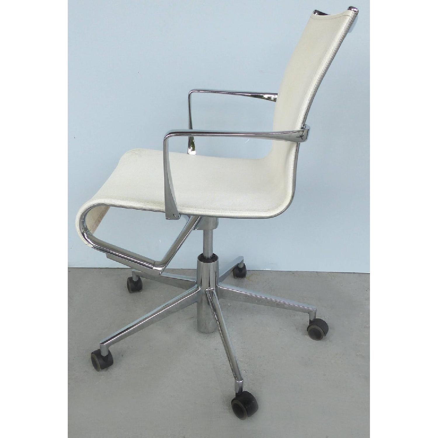 Kartell Alberto Meda Rolling Office Chairs - image-5
