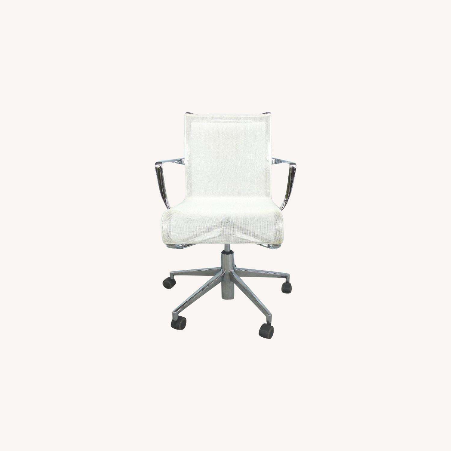 Kartell Alberto Meda Rolling Office Chairs - image-10
