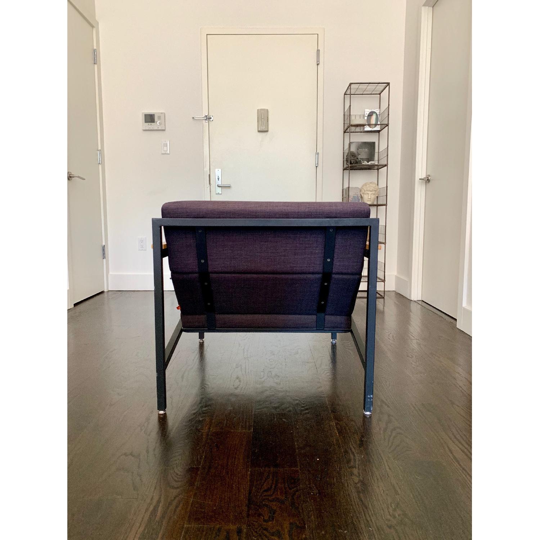 Gus Modern Halifax Chair in Laurentian Onyx & Black - image-5