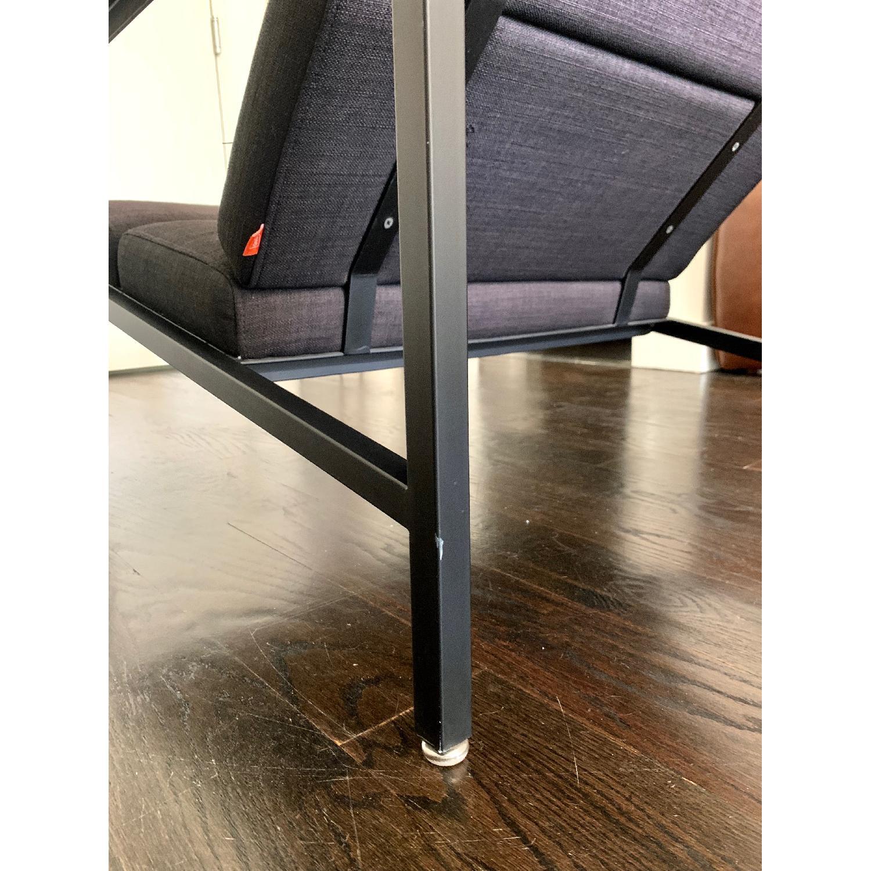 Gus Modern Halifax Chair in Laurentian Onyx & Black - image-6