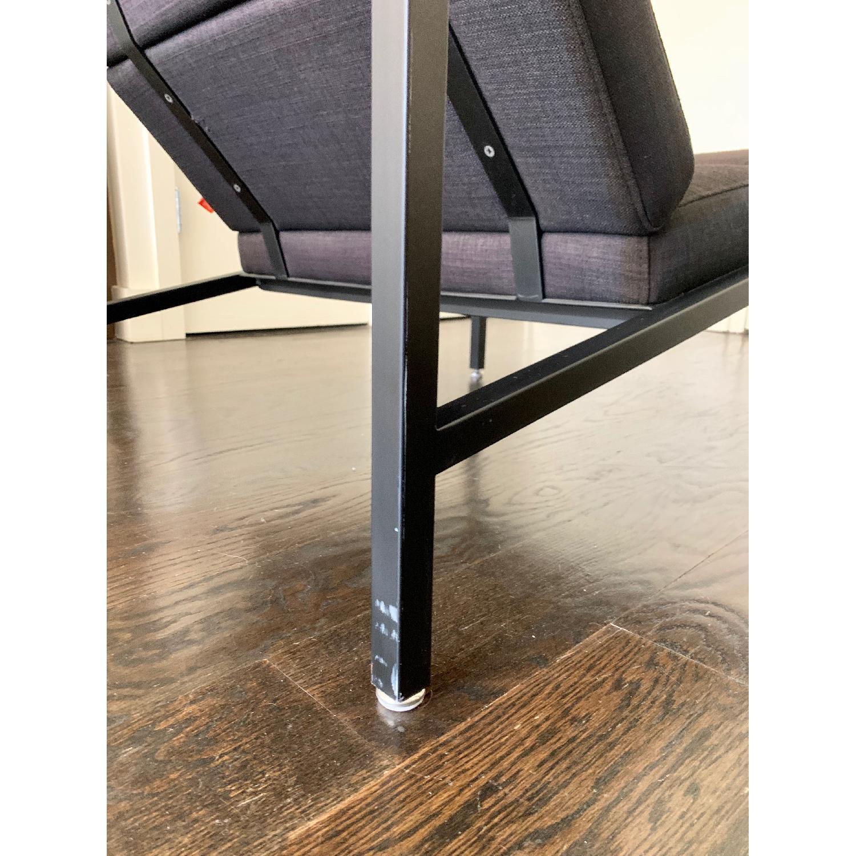 Gus Modern Halifax Chair in Laurentian Onyx & Black - image-7