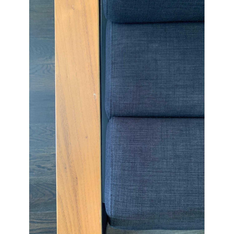 Gus Modern Halifax Chair in Laurentian Onyx & Black - image-8