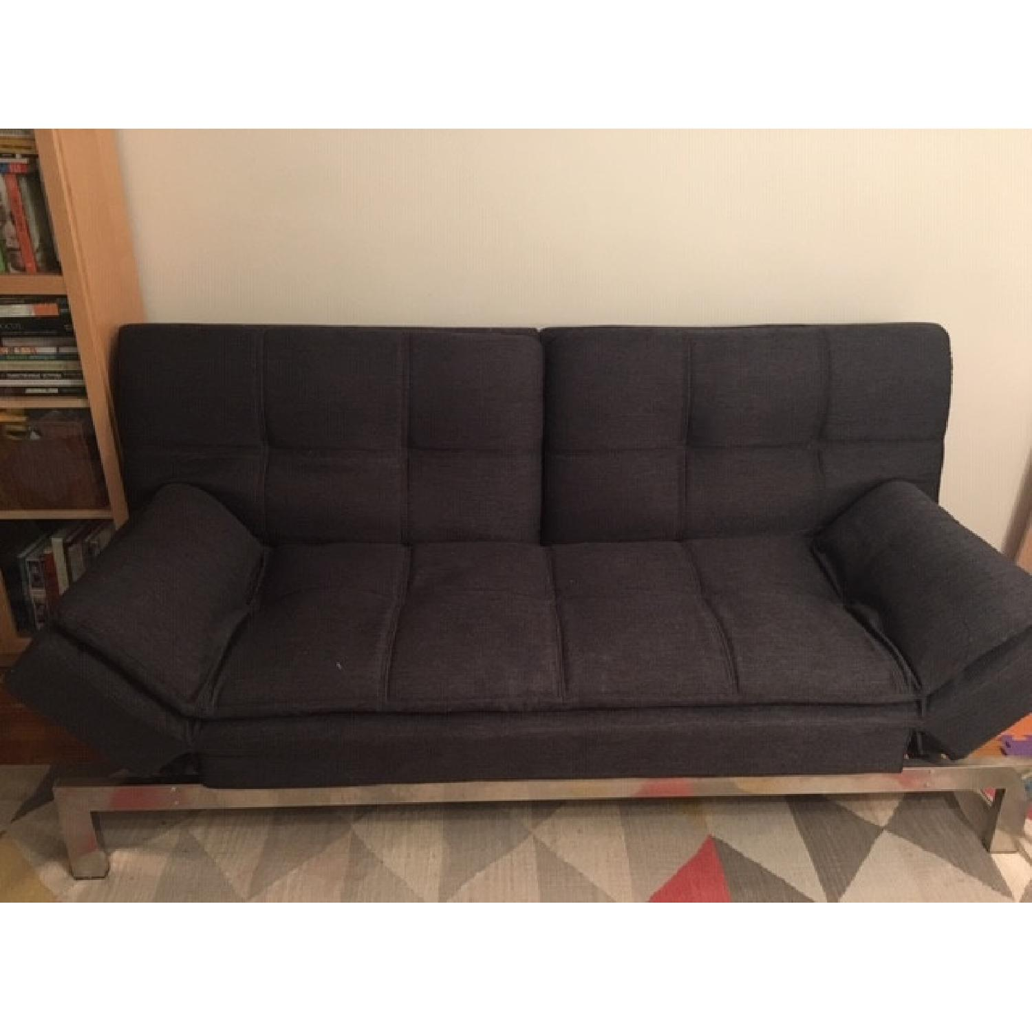 Lifestyle Solutions Serta Convertible Sofa - image-4