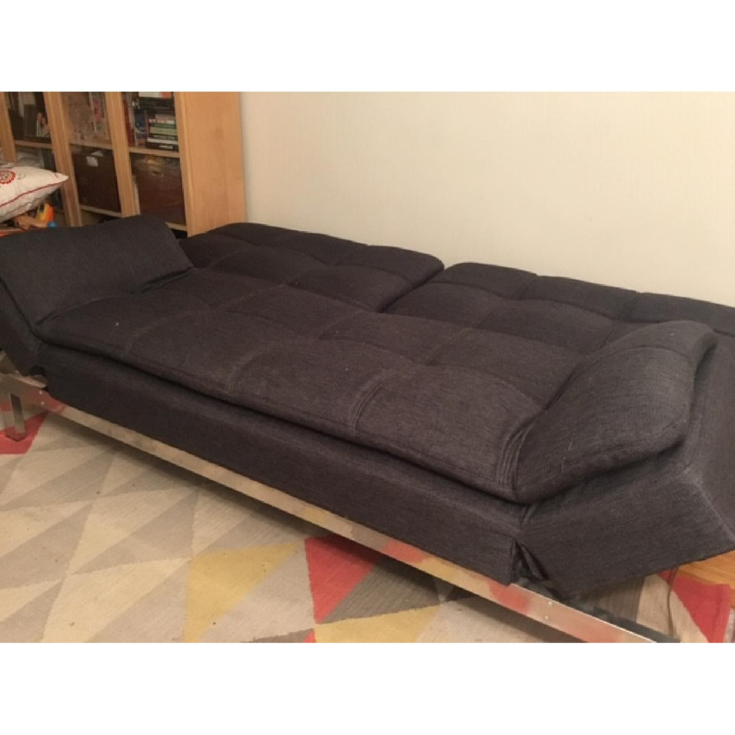 Lifestyle Solutions Serta Convertible Sofa - image-6