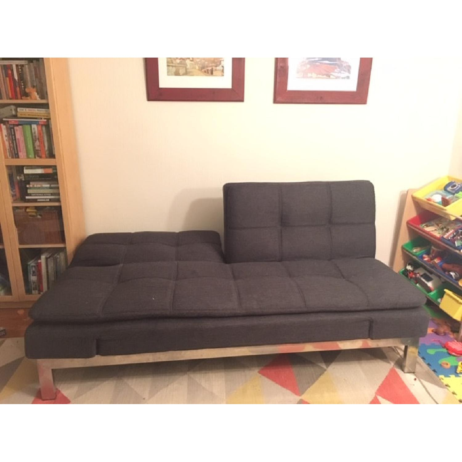 Lifestyle Solutions Serta Convertible Sofa - image-7
