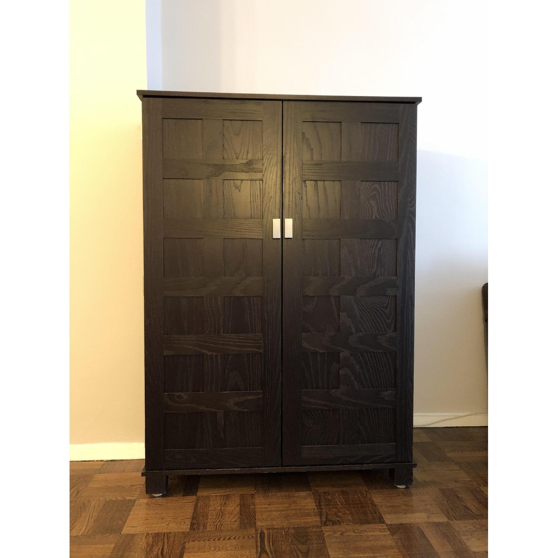 Crate & Barrel Hideaway Office - image-1