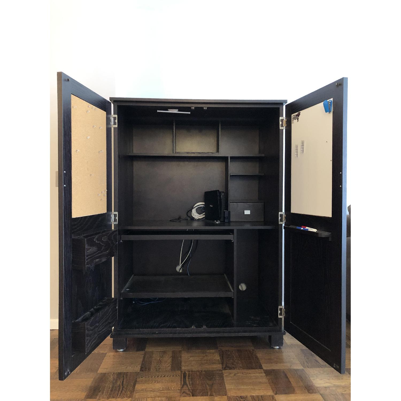 Crate & Barrel Hideaway Office - image-3
