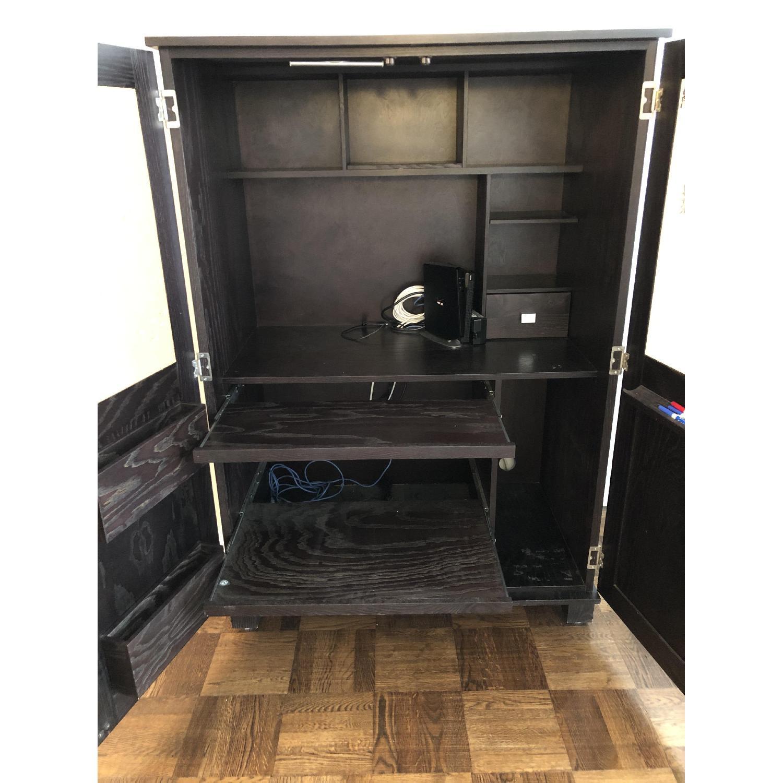 Crate & Barrel Hideaway Office - image-2