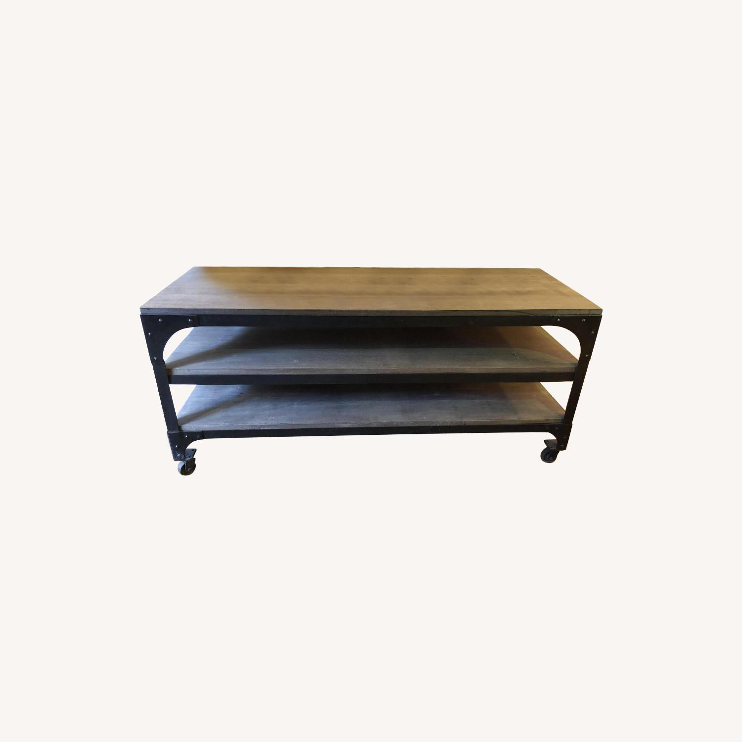 Anthropologie Media Console - image-0