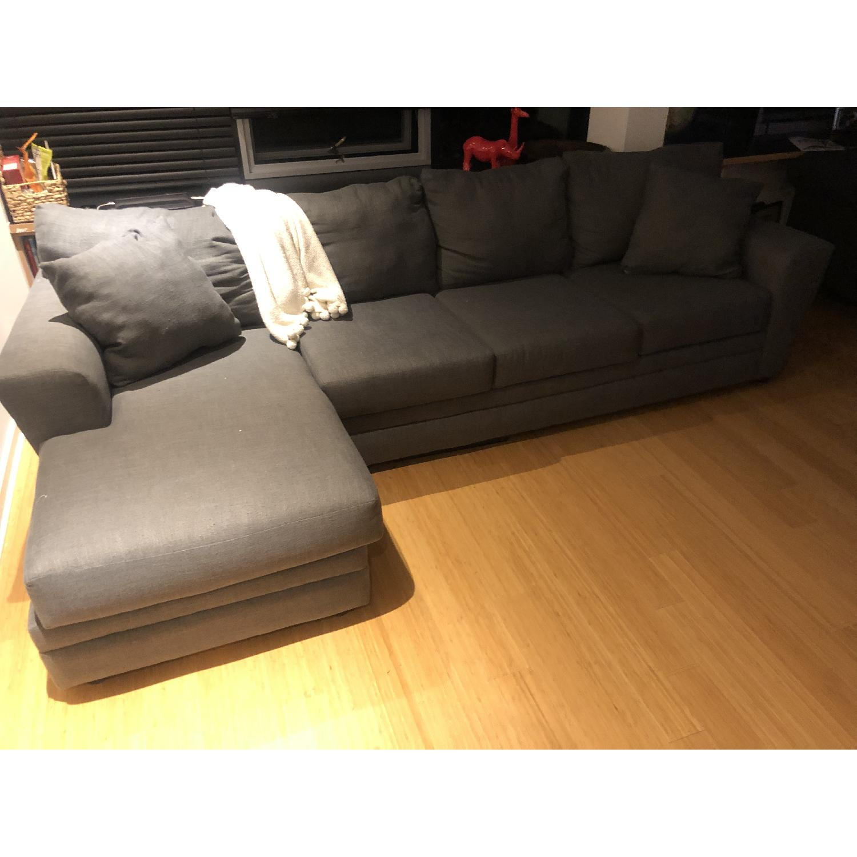 Greleigh Modern Sectional Sofa - image-2