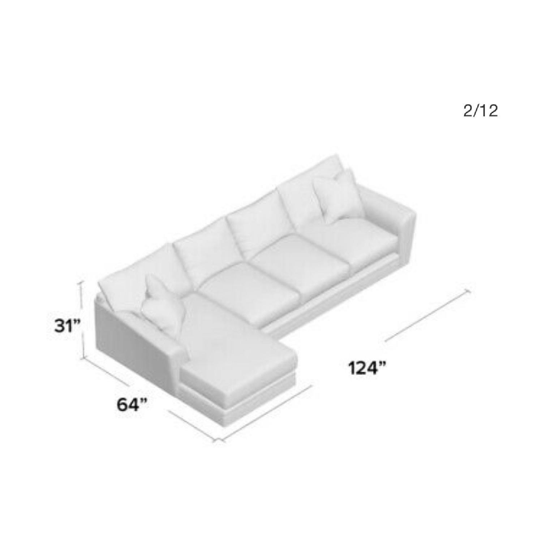 Greleigh Modern Sectional Sofa - image-4