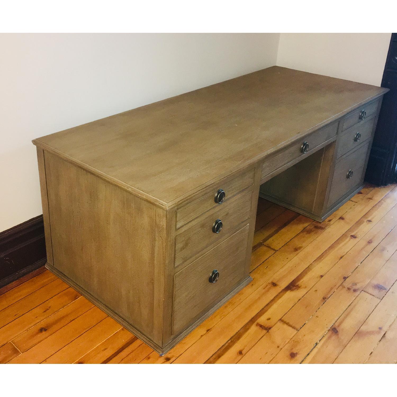 Restoration Hardware Office Desk - image-2