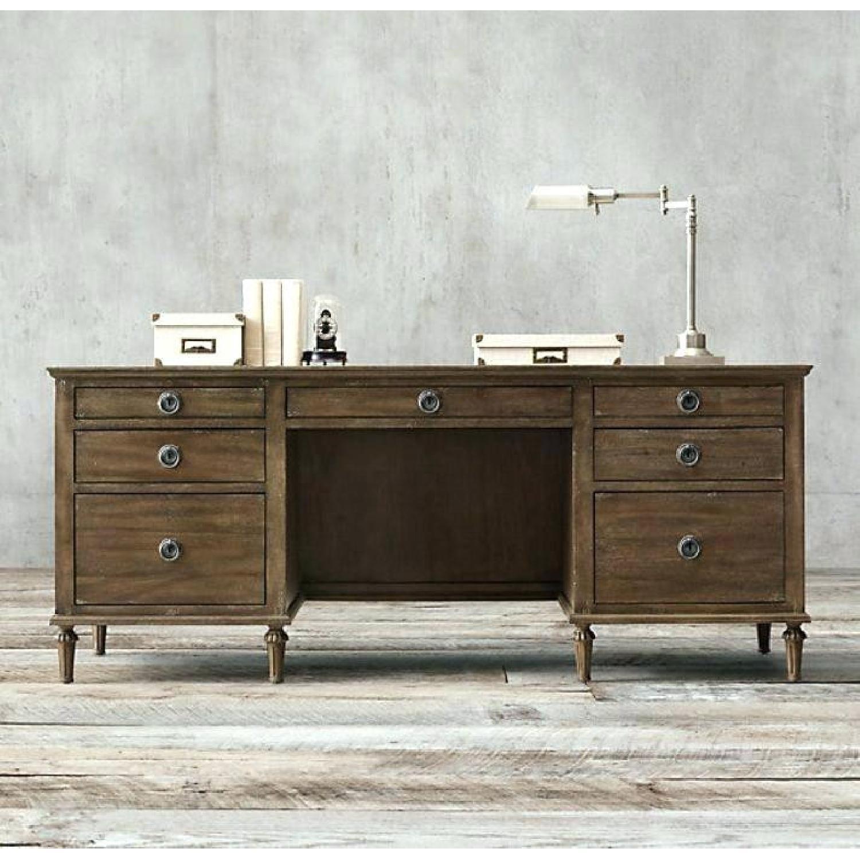 Restoration Hardware Office Desk - image-4