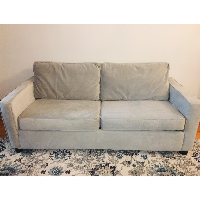 West Elm Sleeper Sofa - image-1