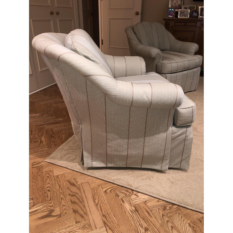 Swivel Arm Chairs - image-3