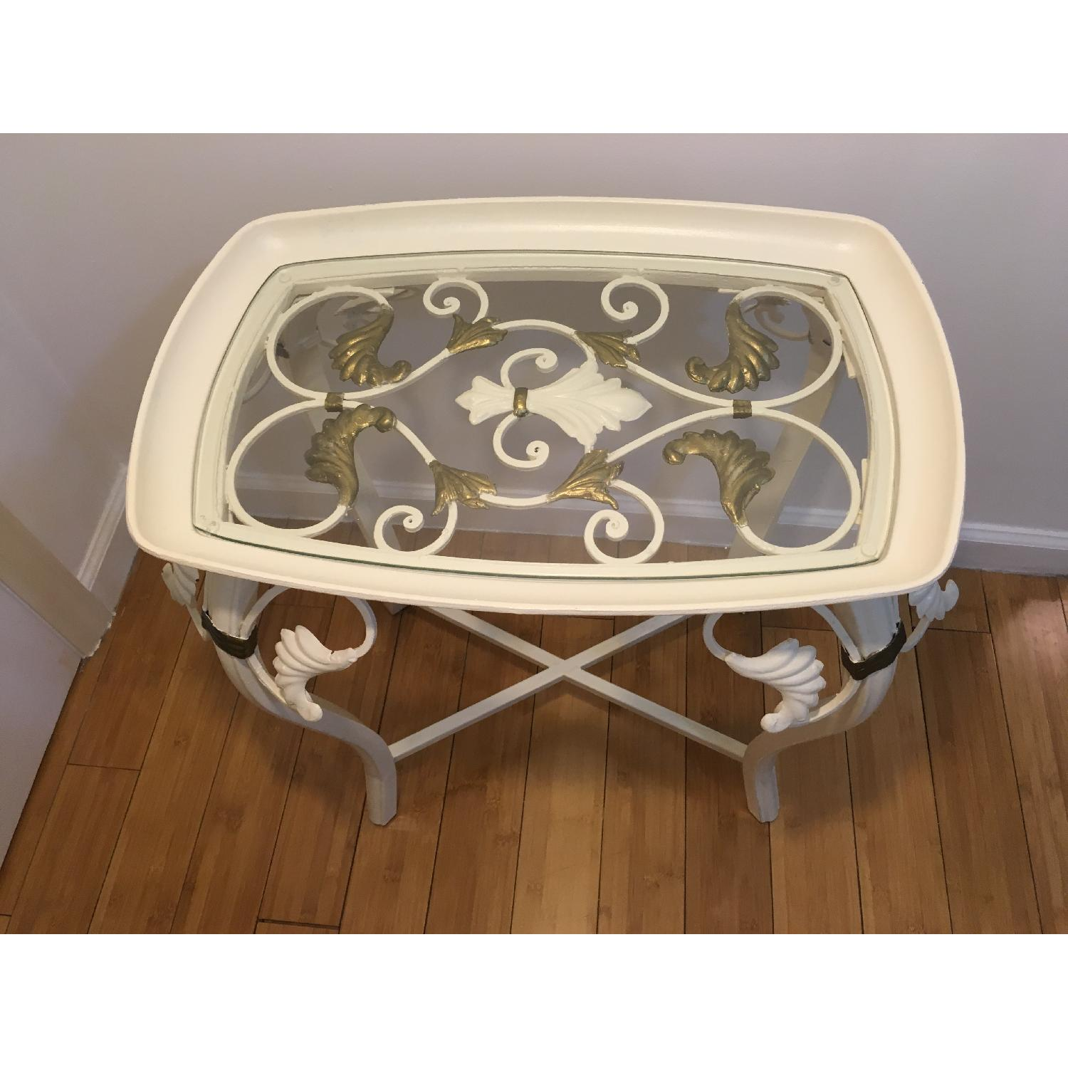 Indoor Outdoor Accent Table - image-2