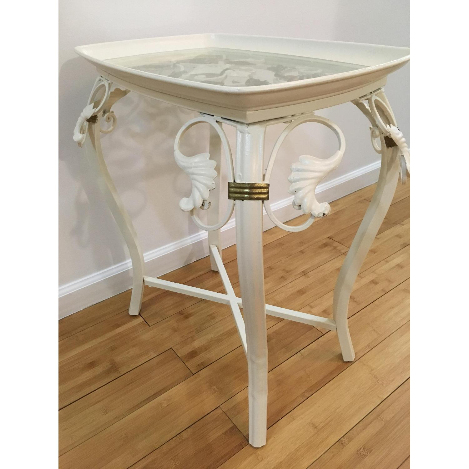 Indoor Outdoor Accent Table - image-4
