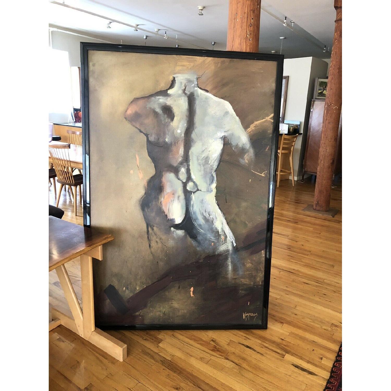 Michael Nisperos Painting - image-3