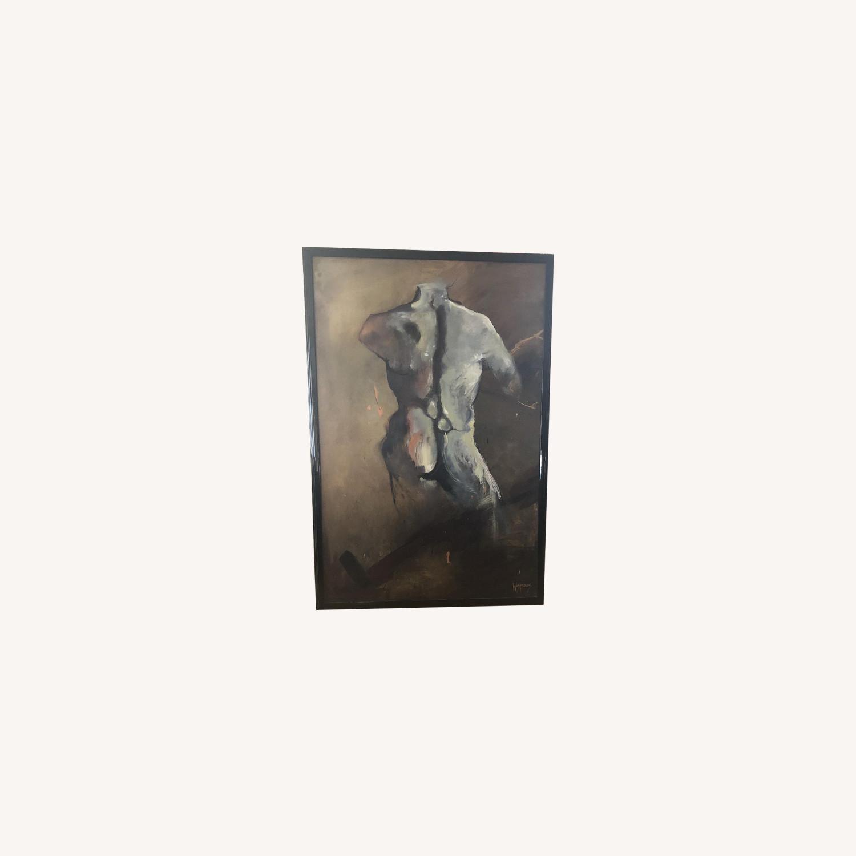 Michael Nisperos Painting - image-0