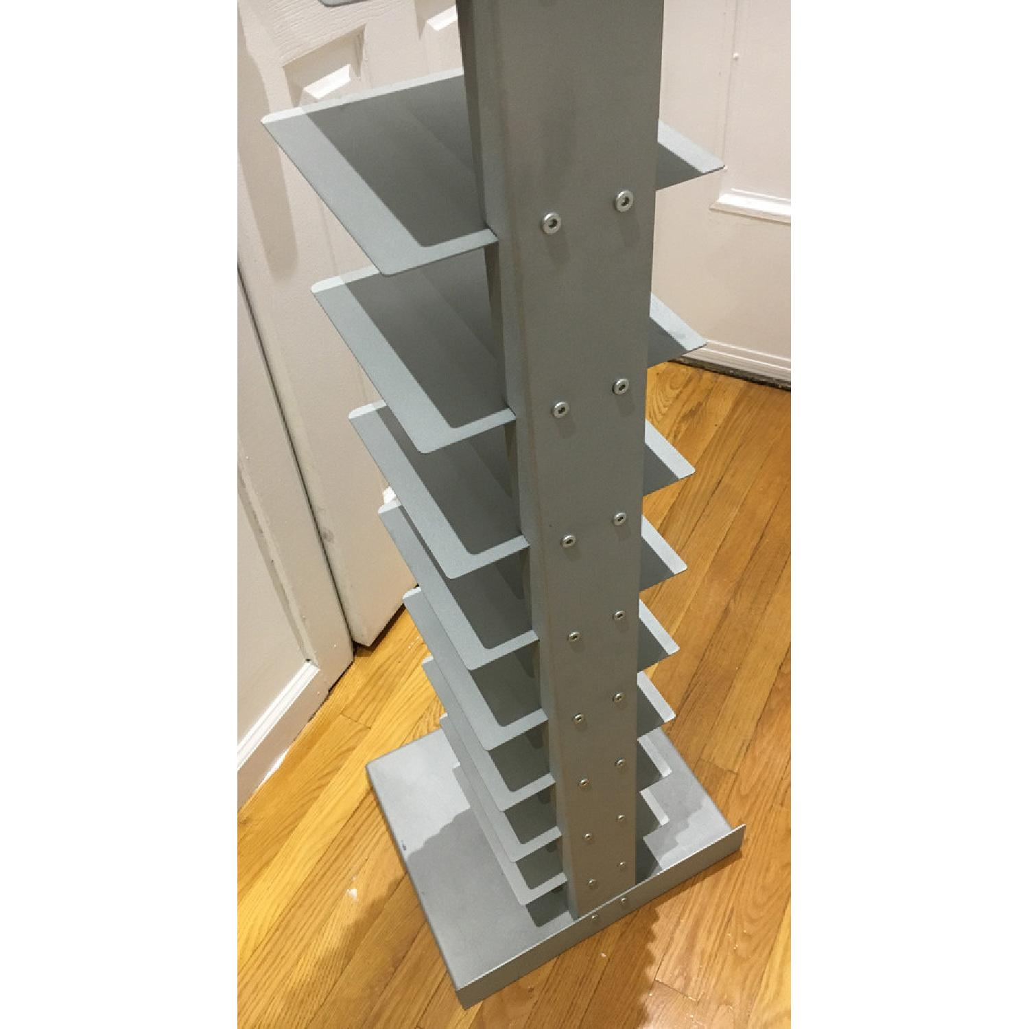 Southern Enterprises Spine Tower Metal Bookcases - image-2
