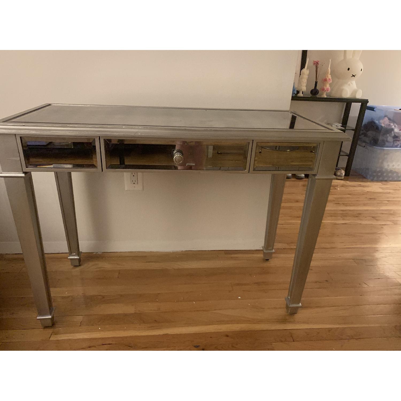 Pier 1 Hayworth Vanity Table/Desk - image-1