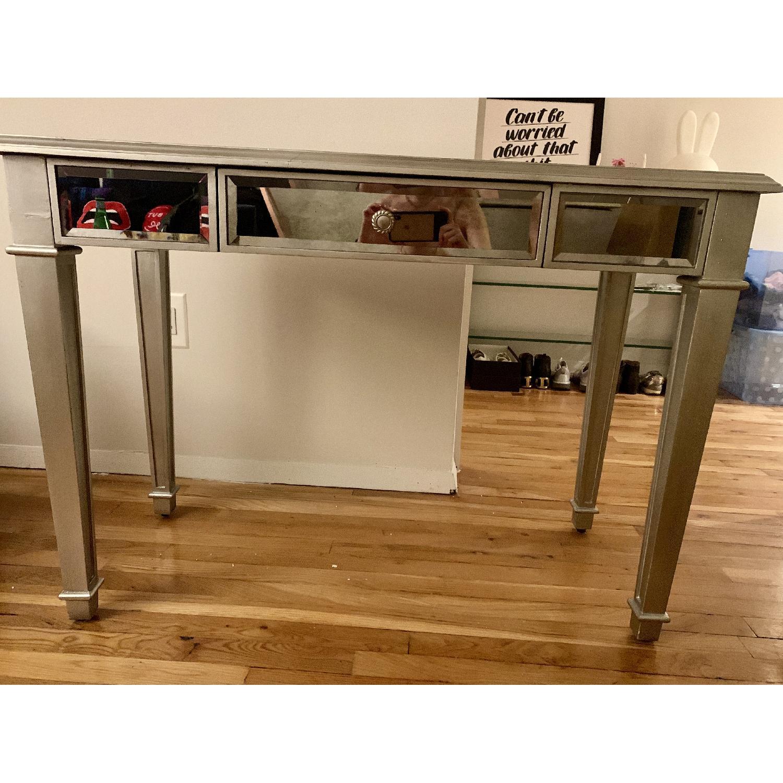Pier 1 Hayworth Vanity Table/Desk - image-3