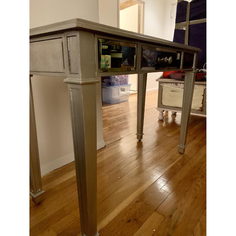 Pier 1 Hayworth Vanity Table/Desk - image-4