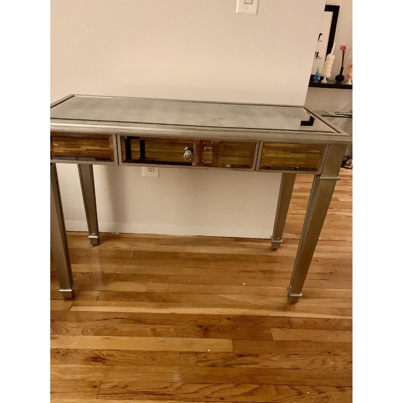 Pier 1 Hayworth Vanity Table/Desk - image-5