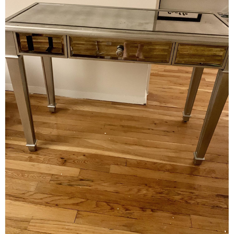 Pier 1 Hayworth Vanity Table/Desk - image-2