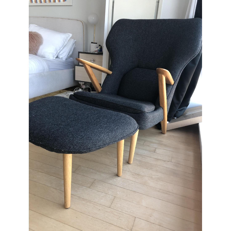 Organic Modernism Lounge Chair - image-2