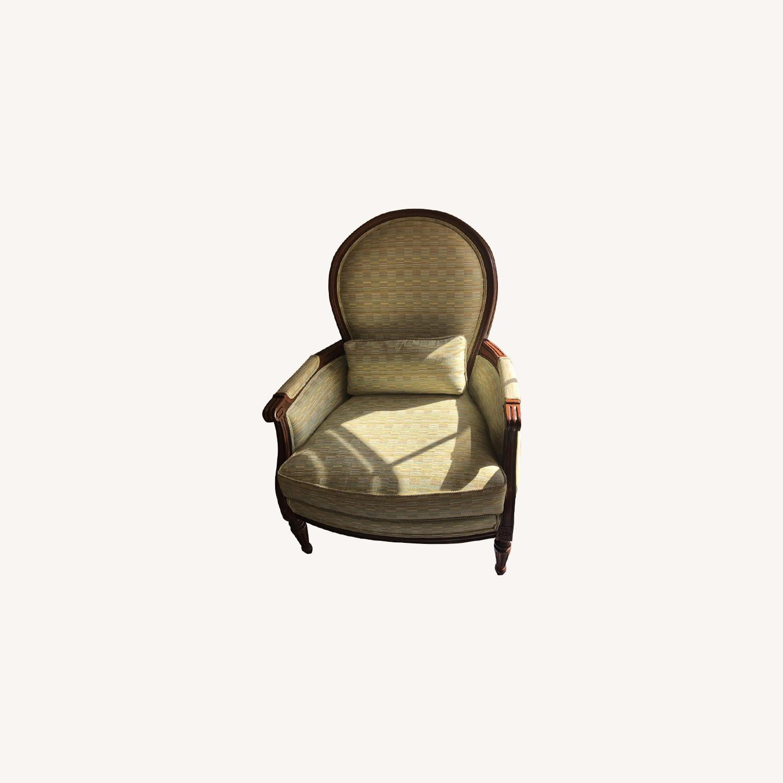 Ethan Allen Suzette Chair - image-0
