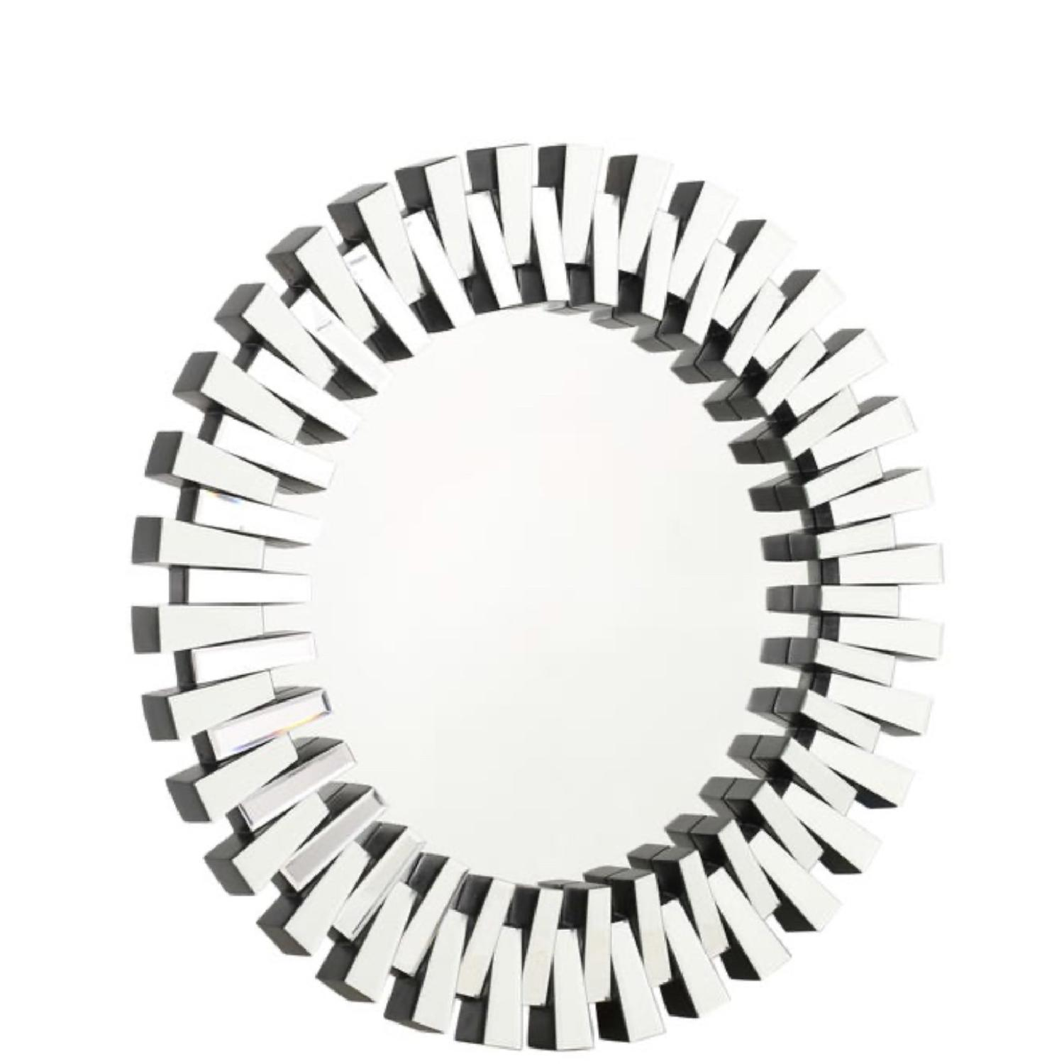 Christopher Knight Home Cienega Round Wall Mirror - image-0