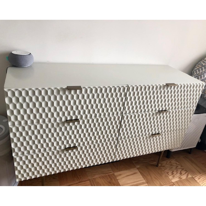 West Elm Audrey 6-Drawer Dresser - image-3