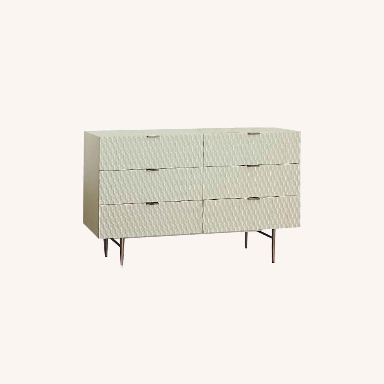 West Elm Audrey 6-Drawer Dresser - image-0