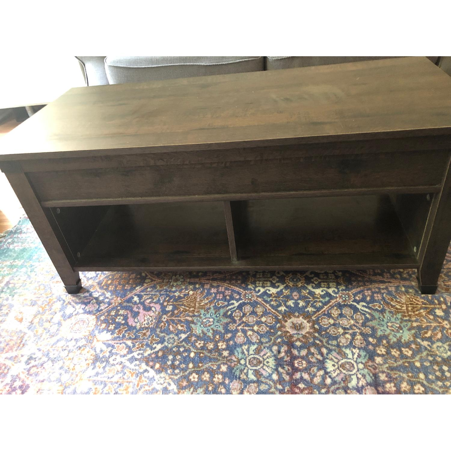 Sauder Carson Forge Lift Top Coffee Table - image-3