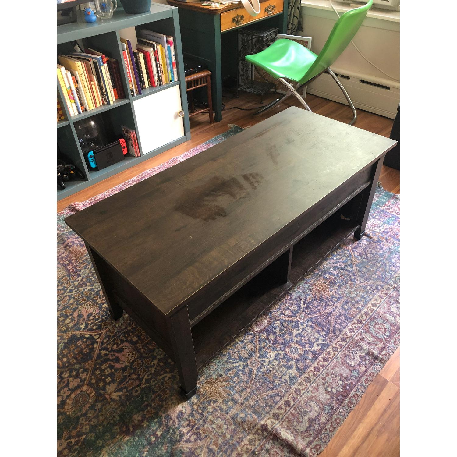 Sauder Carson Forge Lift Top Coffee Table - image-6
