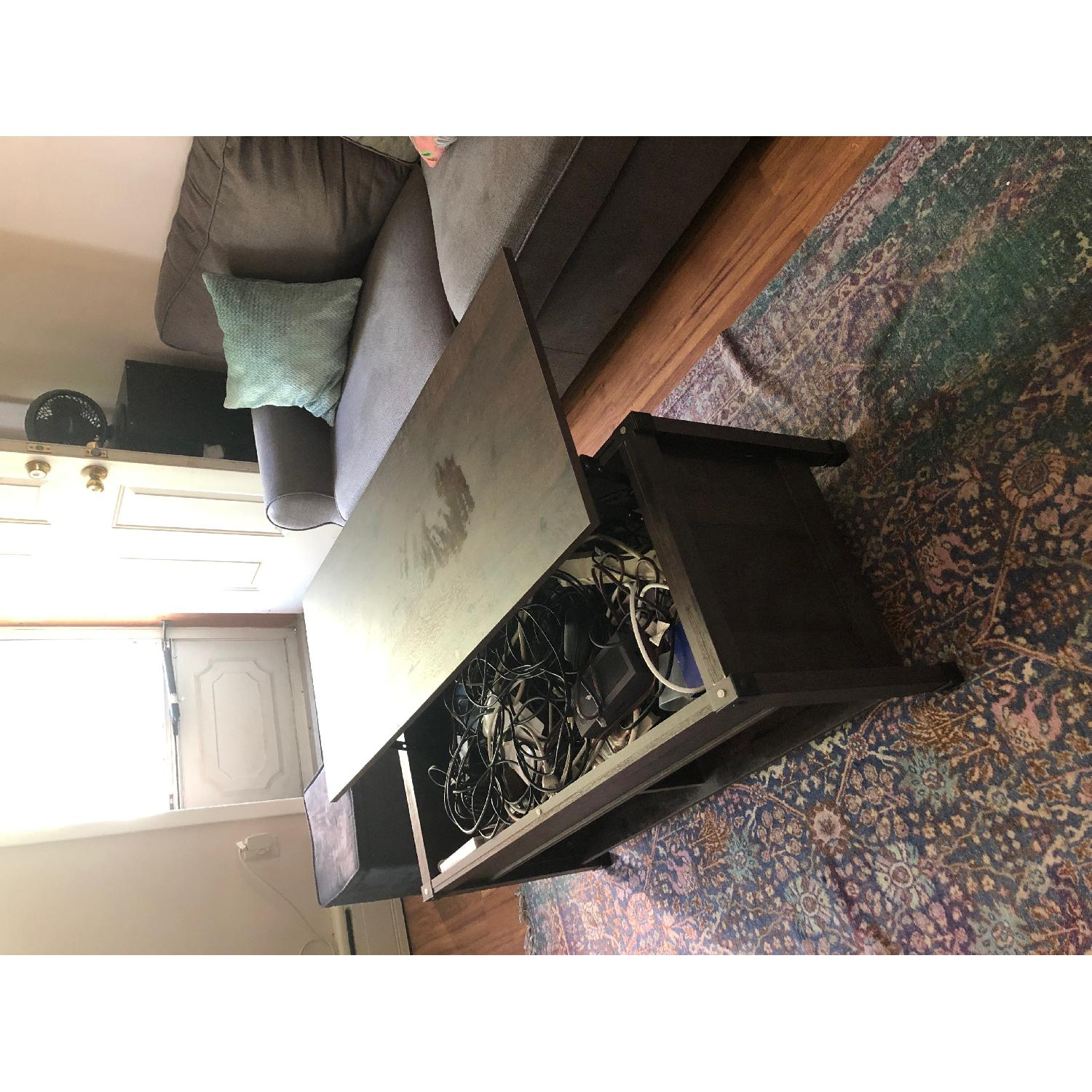 Sauder Carson Forge Lift Top Coffee Table - image-5