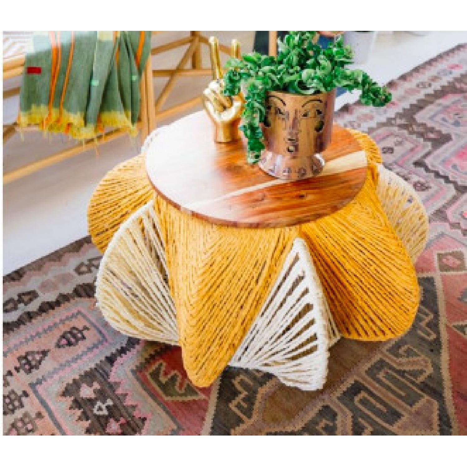 Selamat Designs Boho Coffee Table - image-1