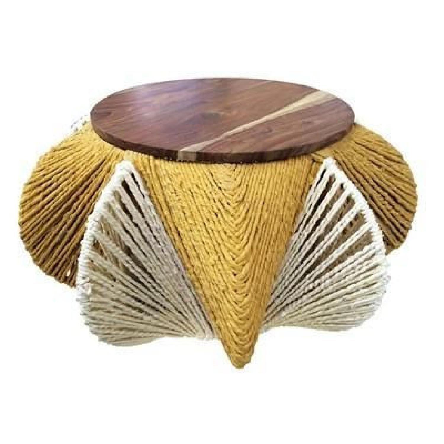 Selamat Designs Boho Coffee Table - image-5