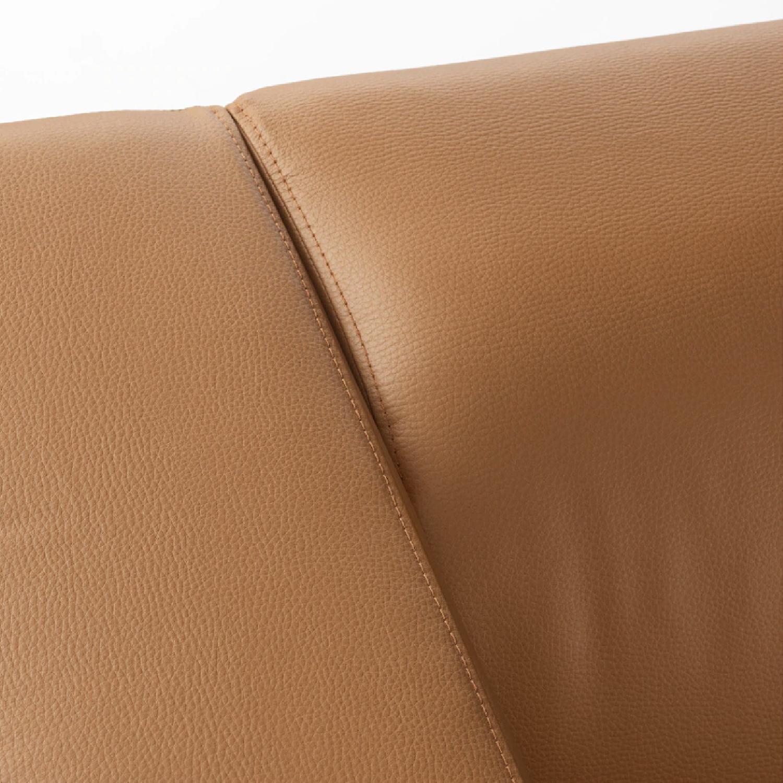 Ikea Klippan Leather Loveseat - image-3