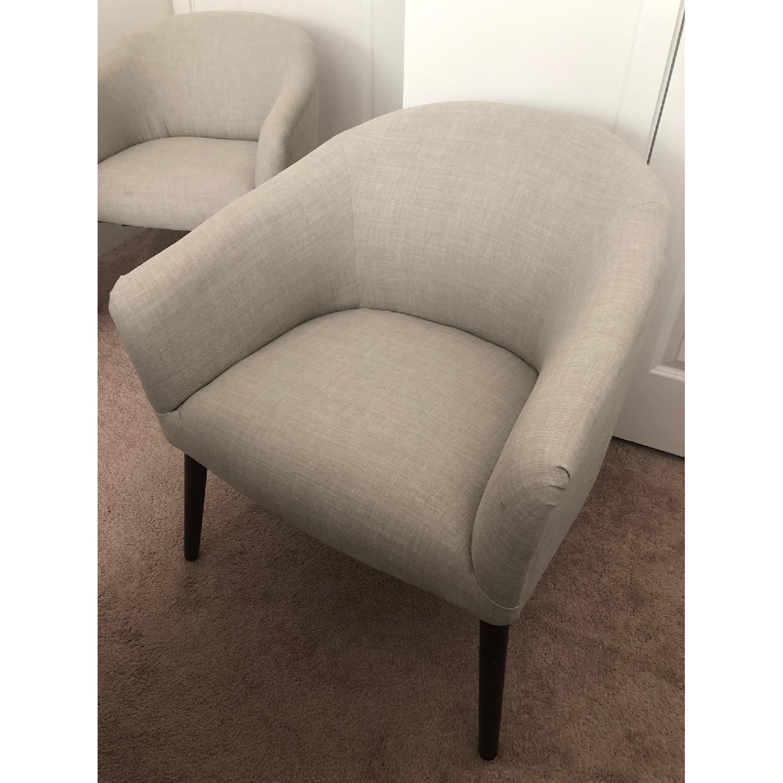 Target Pomeroy Roma Elephant Barrel Chairs - image-3