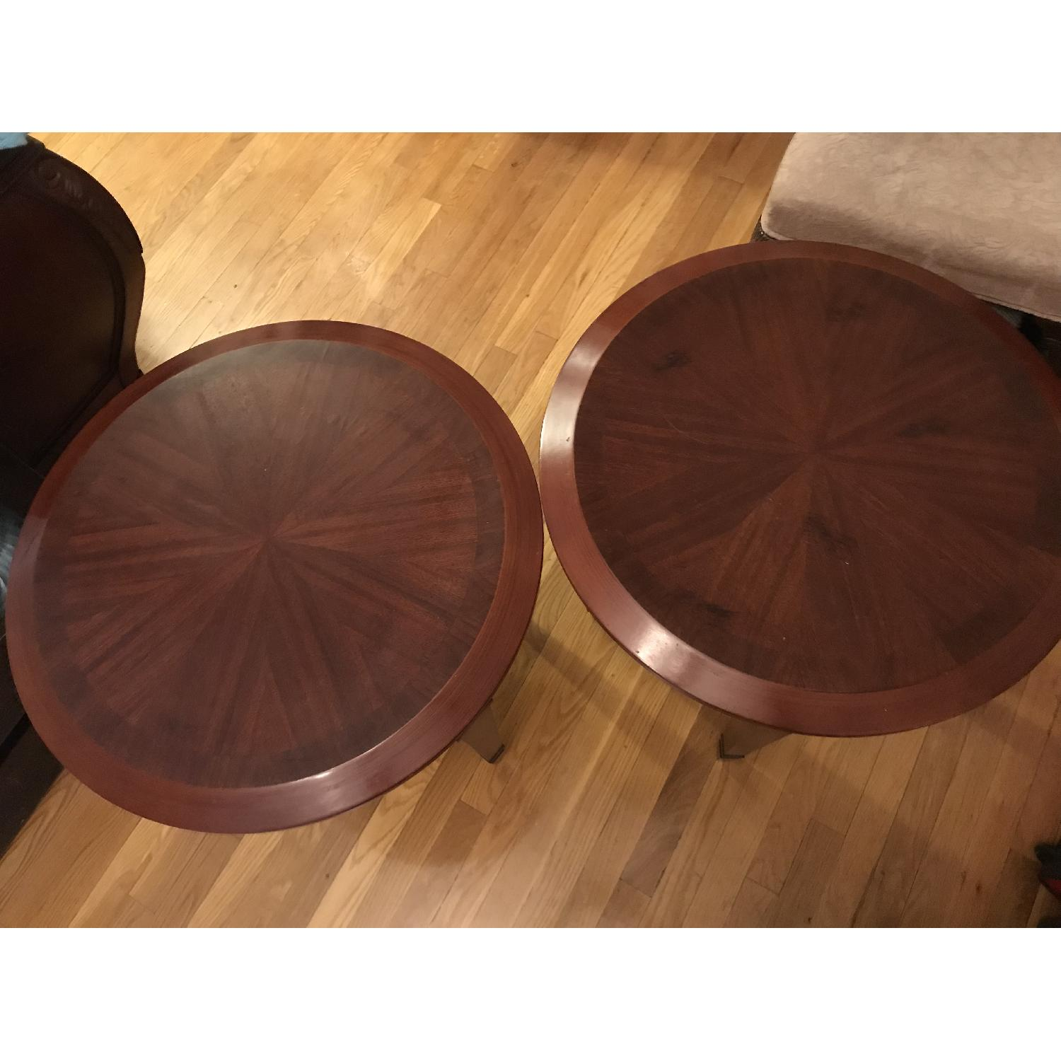 Bombay Company Antique-Style Side Tables - image-6