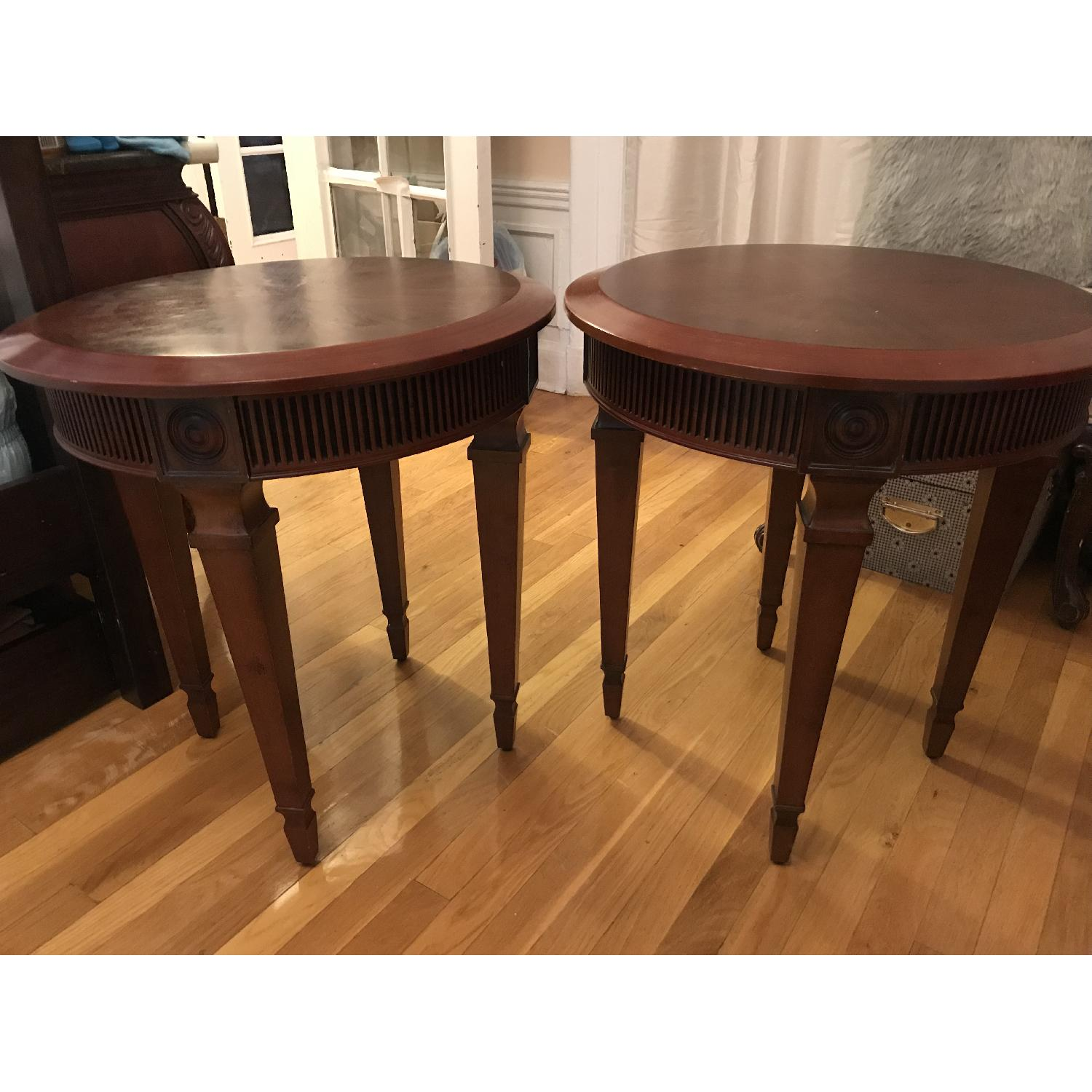 Bombay Company Antique-Style Side Tables - image-9