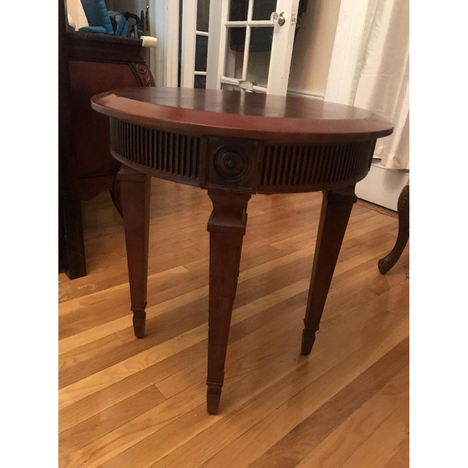 Bombay Company Antique-Style Side Tables - image-7