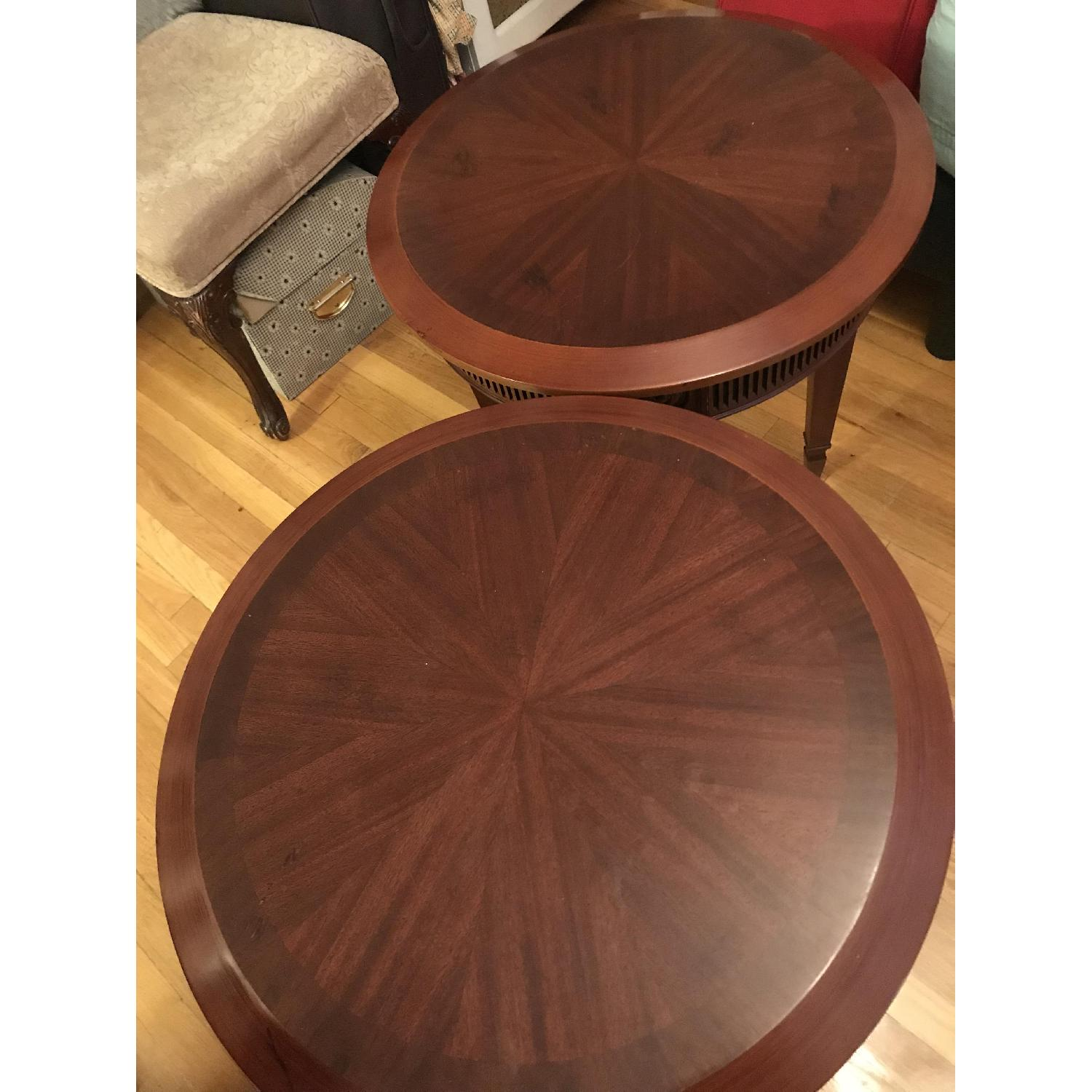 Bombay Company Antique-Style Side Tables - image-12